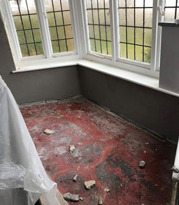 Damp Proofing Work by Everydry Building Preservation - North Shields & Whitley Bay